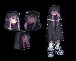 Hoja de Personaje Medusa Lily Babilonia