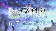 PS4 PS Vita『Fate EXTELLA LINK』発売日告知TVCM