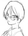 Touko Aozaki sketch.png