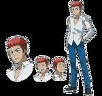 Arihiko Carnival Phantasm character sheet