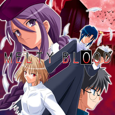MeltyBlood cover