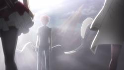 PRISMA Shirou's arrival