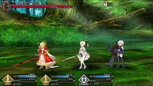 FGO gameplay