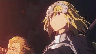 Fate Apocrypha TV Anime PV3