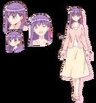 Sakura Character Sheet Emiya-san