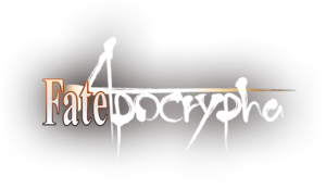 Fate Apocrypha logo anime