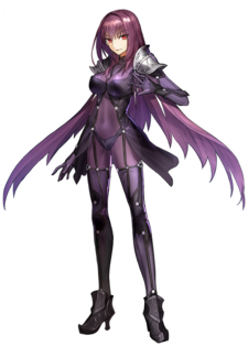 Scathach Extella