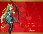 Red Archer Wallpaper