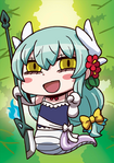 FGO Kiyohime swimsuit April Fool