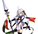 Lancer (Fate/Grand Order - Jeanne Alter Lily)