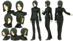 Maiya Ufotable character Sheet