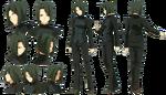 Maiya Ufotable character Sheet