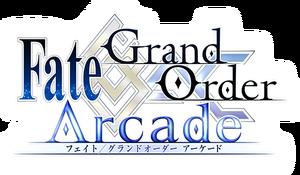 FGO Arcade logo