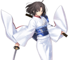 Saber (Fate/Grand Order - Shiki Ryougi)