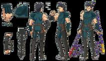 Hoja de Personaje de Lancer Fate Zero