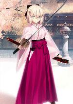 SaberOkitaSoujiStage1