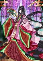 Caster Murasaki Shikibu FGO 3
