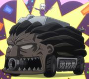 Berser-Car
