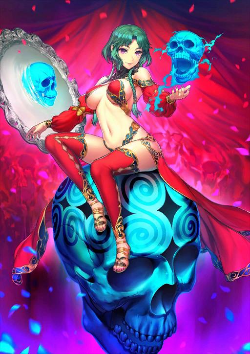 Berserker (Fate/Grand Order - Salome)   TYPE-MOON Wiki