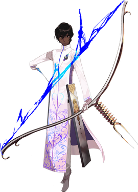 Archer (Fate Grand Order - Arjuna)