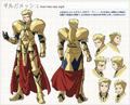 Gilgamesh carnival phantasm character sheet.png