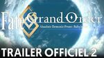 Trailer Officiel 2 Fate Grand Order Absolute Demonic Front Babylonia
