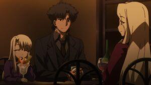 Fate zero kiritsugu wife sexual dysfunction