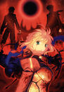 Fate Zero Fourth novel Cover