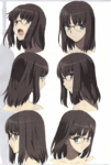 Hoja de personaje Ayaka