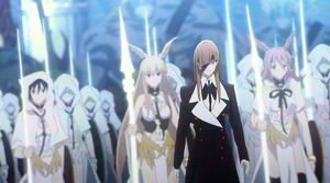 Lostbelt 2 CM - Ophelia and Troops