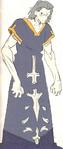 Caster sin túnica