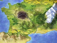 Mapa de Orleans