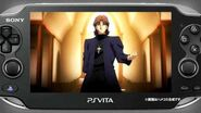 PS Vita 【Fate stay night Realta Nua 】発売CM