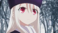 Illya en Fate Zero