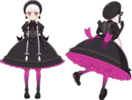 Nursery Rhyme Studio SHAFT FateExtra Last Encore Character Sheet