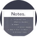 Bouton notes