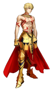 Gilgamesh's Genesis Formal Wear of Myth