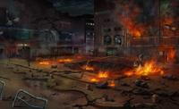 Kabukicho ruined
