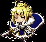 King Saber Capsule