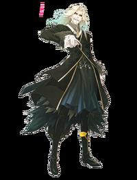Black lancer