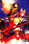 Fate-extra moon log cover 1
