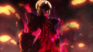 Saber (anime)