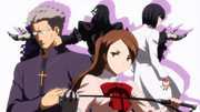 Carnival Phantasm Mr.Dawn, Barthomeloi, Merem