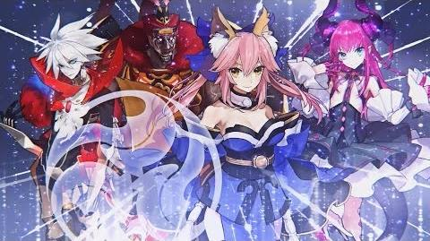 Fate新作アクション『Fate EXTELLA』TVCM 第1弾