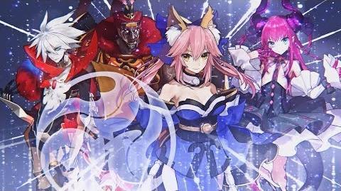 Fate新作アクション『Fate EXTELLA』TVCM 第1弾