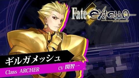 Fate新作アクション『Fate EXTELLA』ショートプレイ動画【ギルガメッシュ】篇