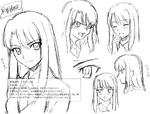 Kokutou azaka sketch