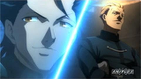 Fate Zero Kayneth Archibald & Lancer Character Trailer 2