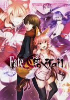 Fate extra ccc FT tome 4