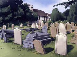 Fuyuki Foreign Cemetery